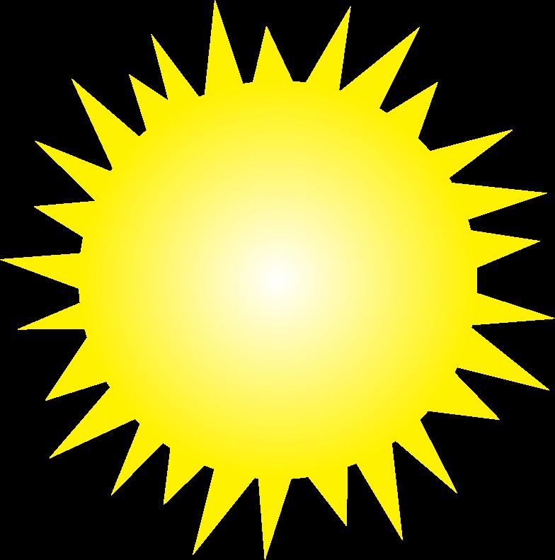Hearts clipart sun. Sunshine clip art images