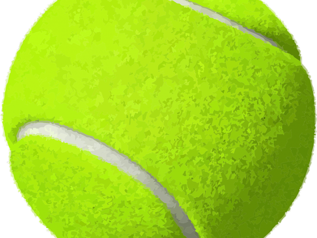 Ball fire on dumielauxepices. Clipart free tennis