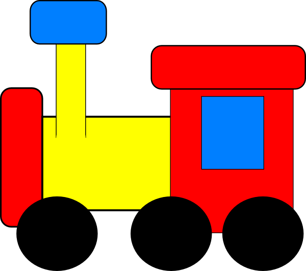 Train clip art at. Engine clipart tran