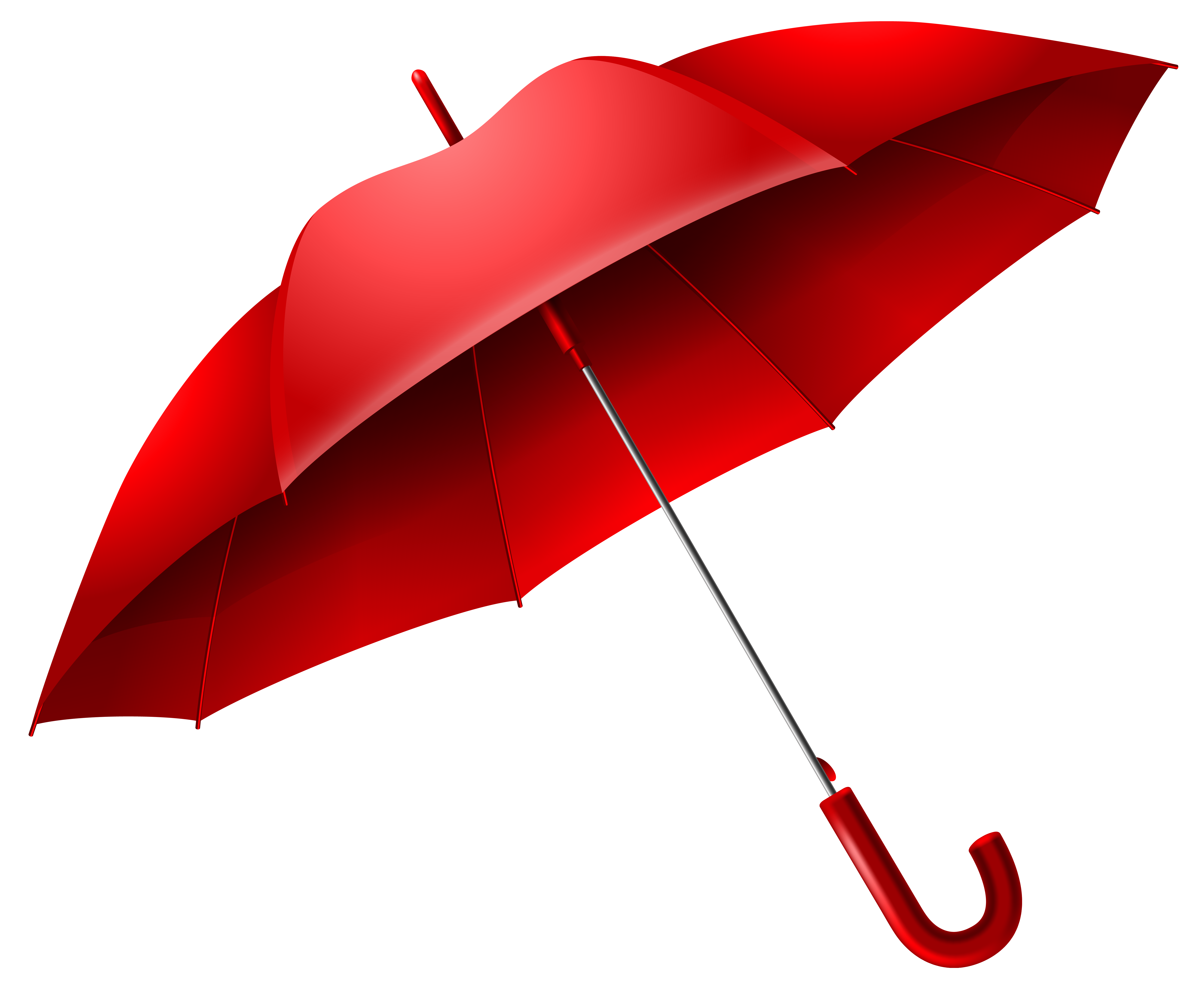 Clipart umbrella autumn. Red png image gallery