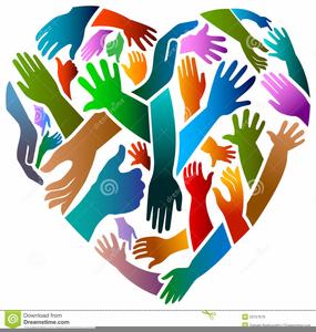 Volunteering clipart collaboration. H volunteer free images