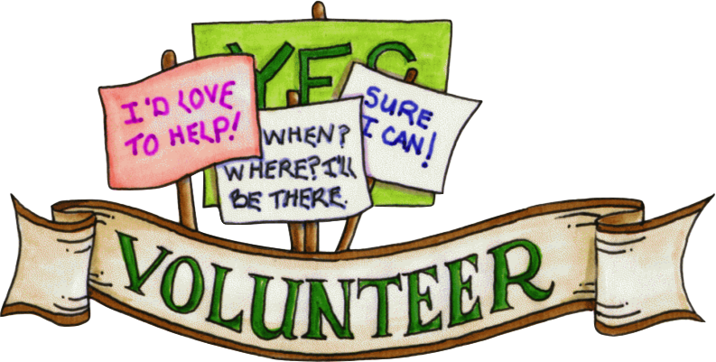 Free volunteer clip art. Outside clipart hospitality