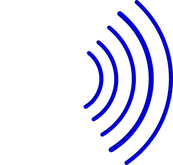 Clipart png wave. Radio waves clip art