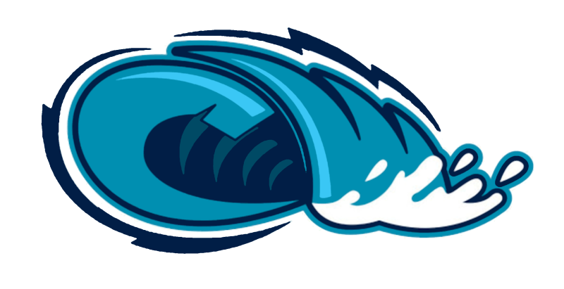 Waves clipart symbol. Free wave hubpicture pin