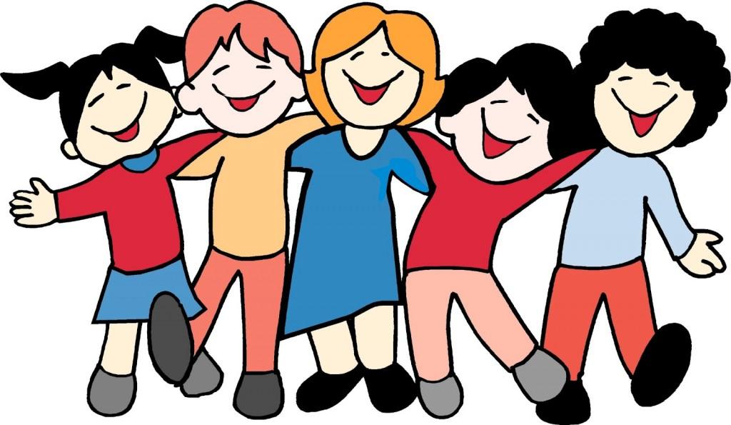 Friendship clipart 8 friend. Free cliparts friends download