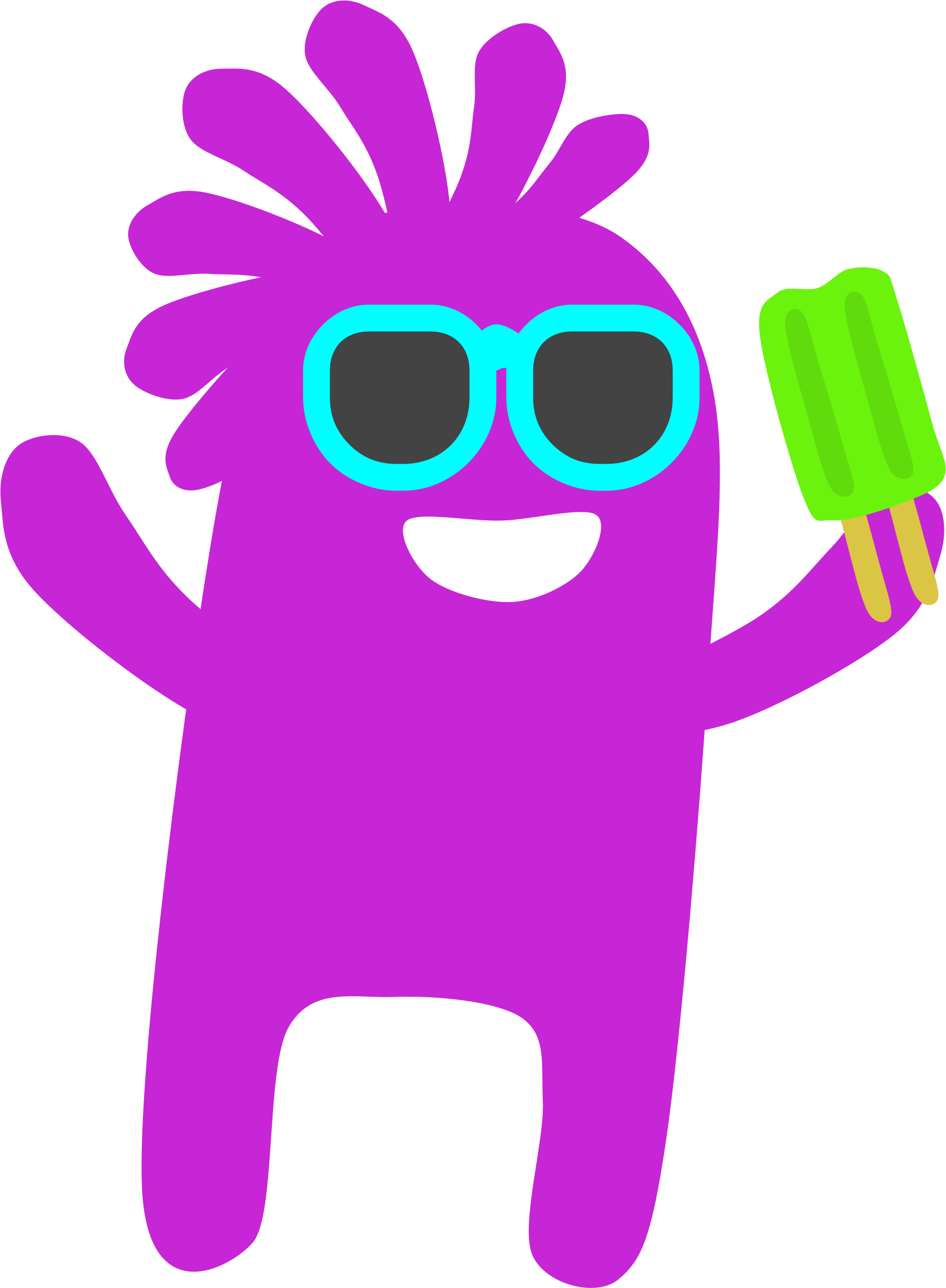 Raffle clipart monster. Make and publish your