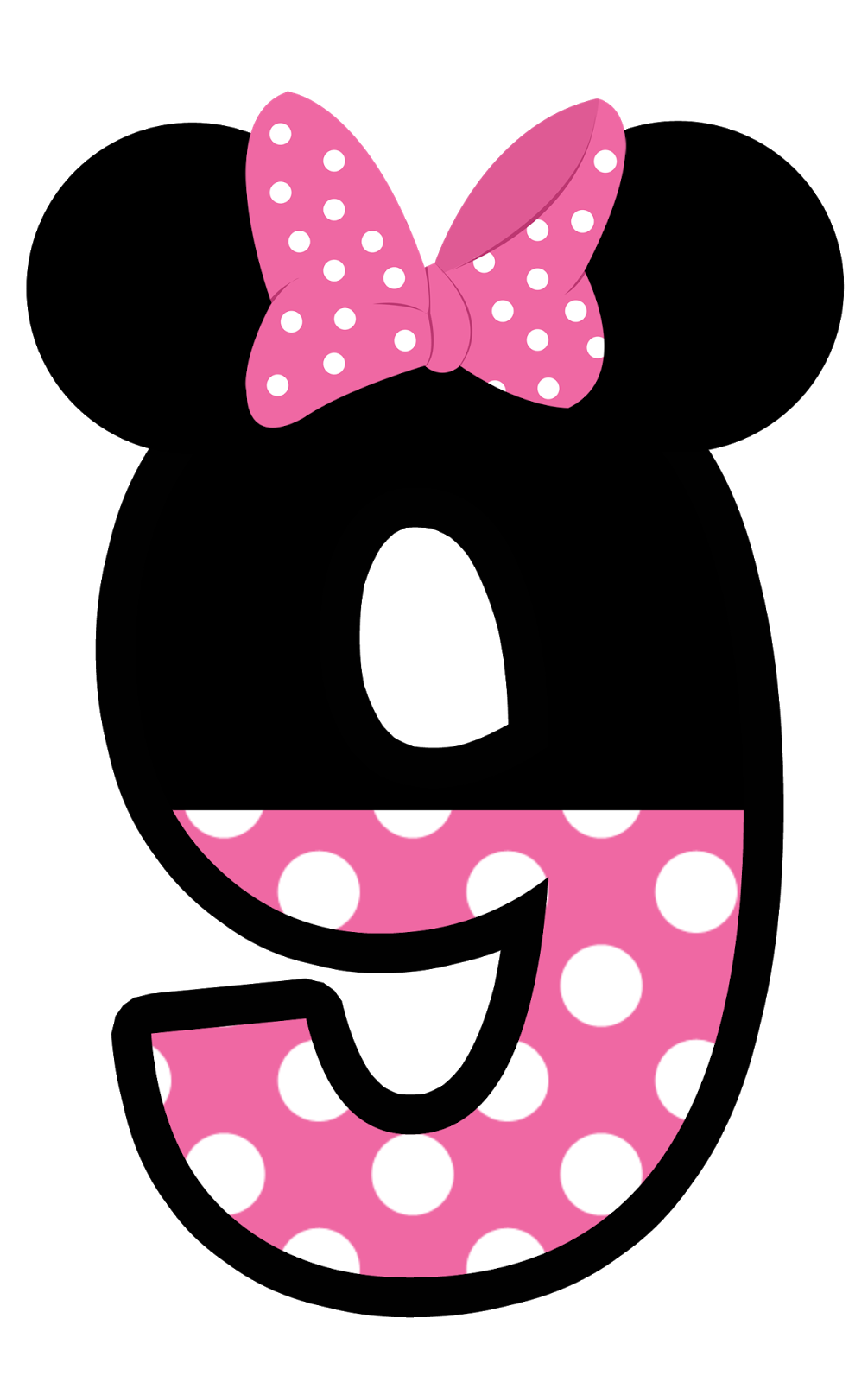 Number 1 clipart minnie mouse. Gifs y fondos pazenlatormenta