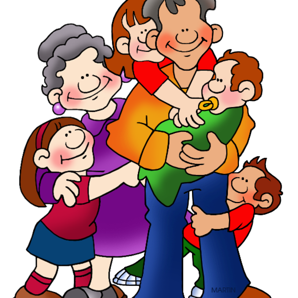 Clipart friends family friend. And bat hatenylo com
