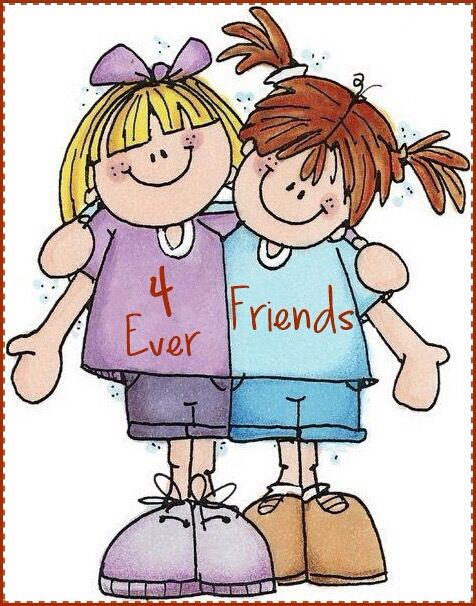 Pin by catherine julian. Lds clipart friendship day