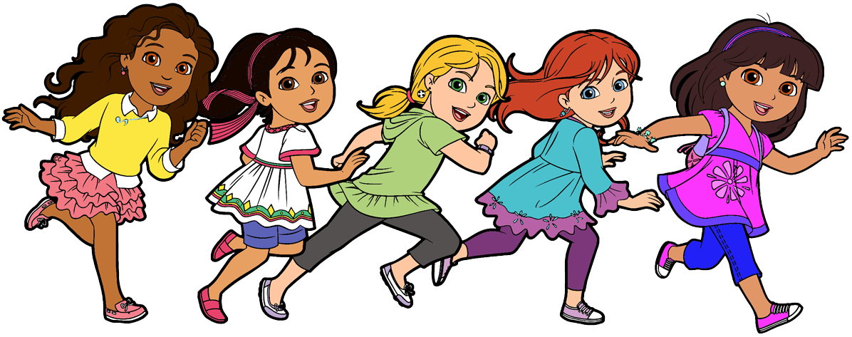 collection of female. Friendship clipart 8 friend