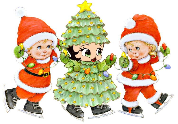 Ice clipart christmas. Bb with friends xmas