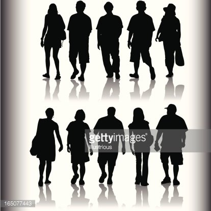 Family and series premium. Clipart friends shadow