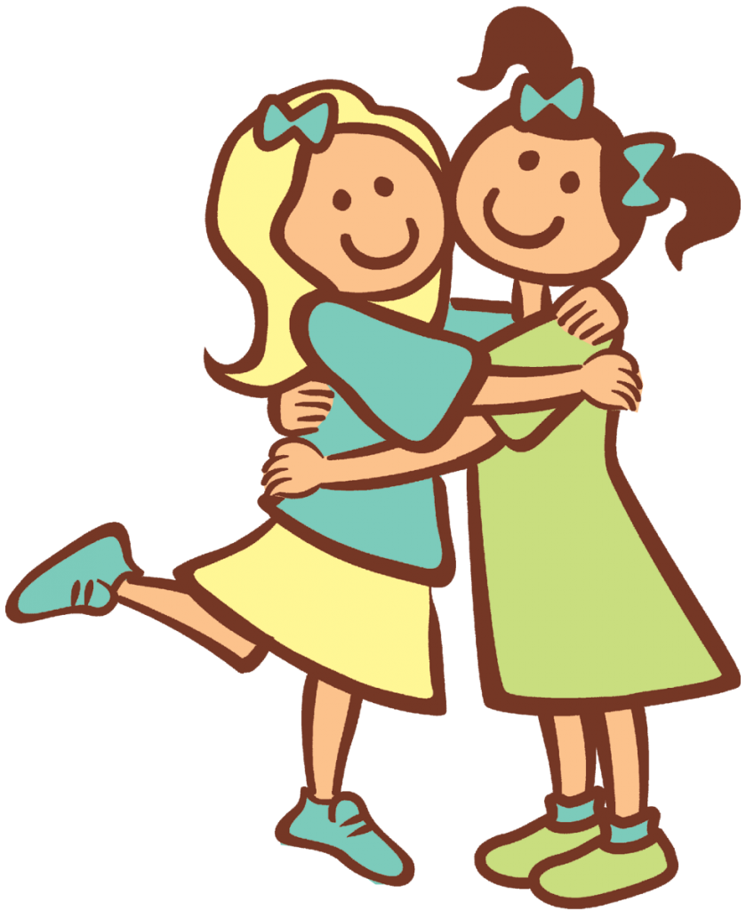 Best friend collection friends. Friendship clipart bestfriend