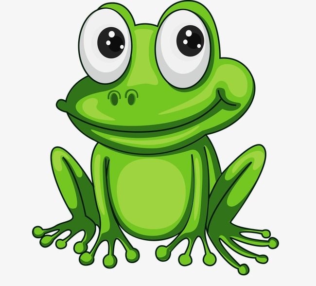 Animal cartoon png image. Clipart frog