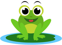 Free clip art pictures. Clipart frog