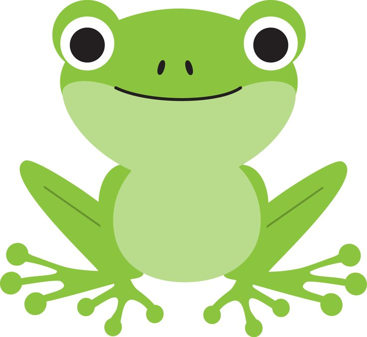 Frogs clipart easy. Free download best on
