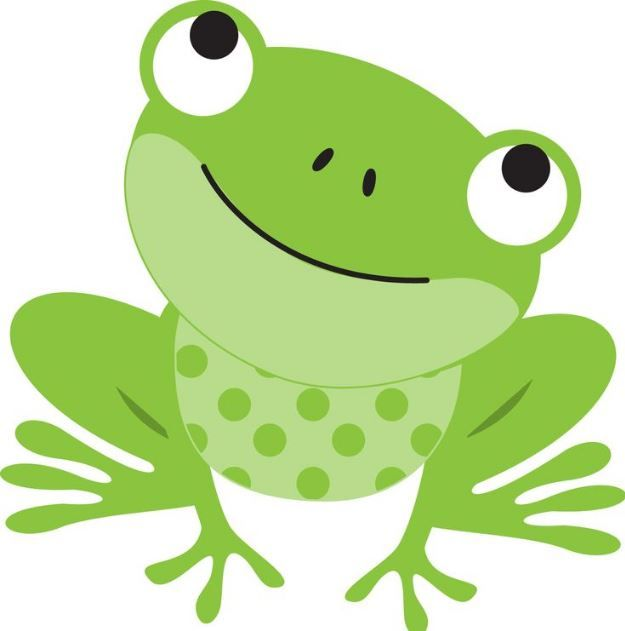 Cute pinterest frogs clip. Clipart frog
