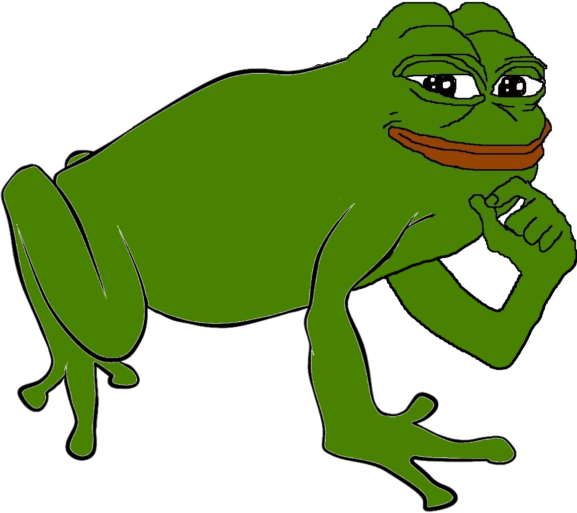Hands clipart frog.  collection of pepe