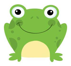 Image cute happy cartoon. Frog clipart bullfrog