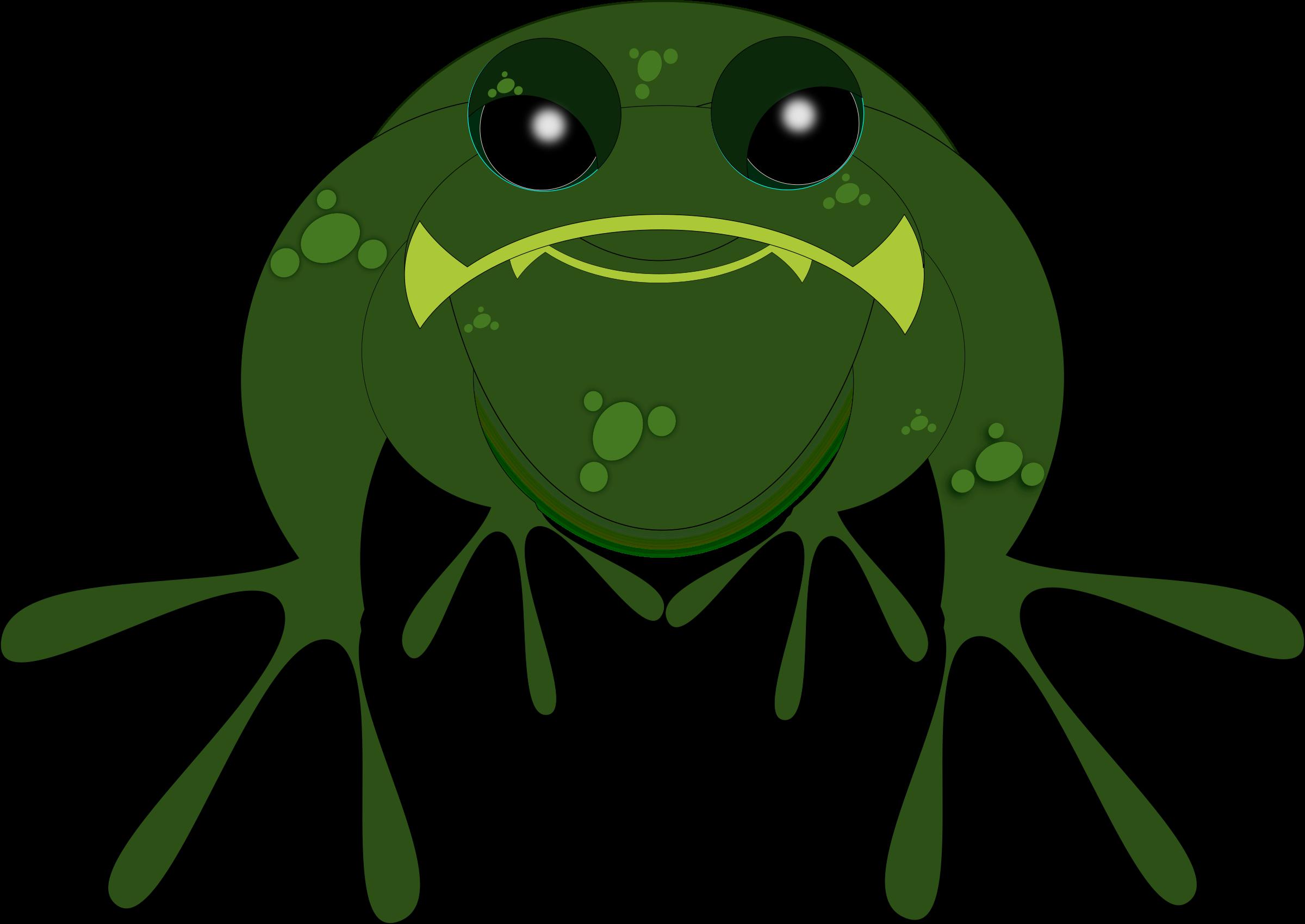 Clipart frog bullfrog.
