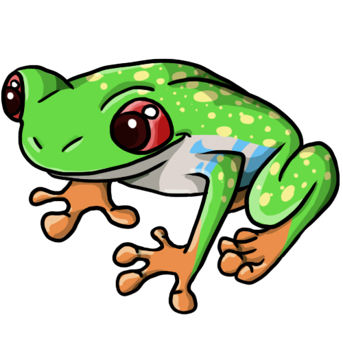 Frogs clipart amphibian. Free frog download clip