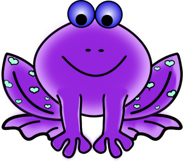 collection of colorful. Toad clipart animated