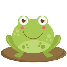 Clipart frog craft.  cute clipartlook