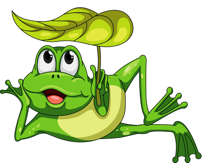 Green clipart frog.  pinterest cartoon frogs