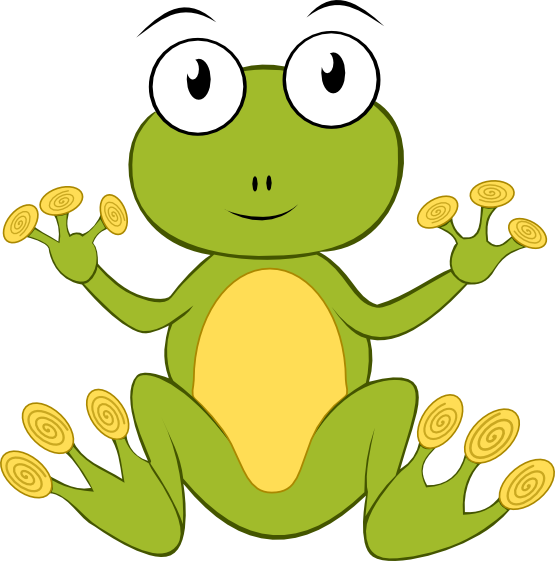 Fog clipart animated. Free cute frog clip