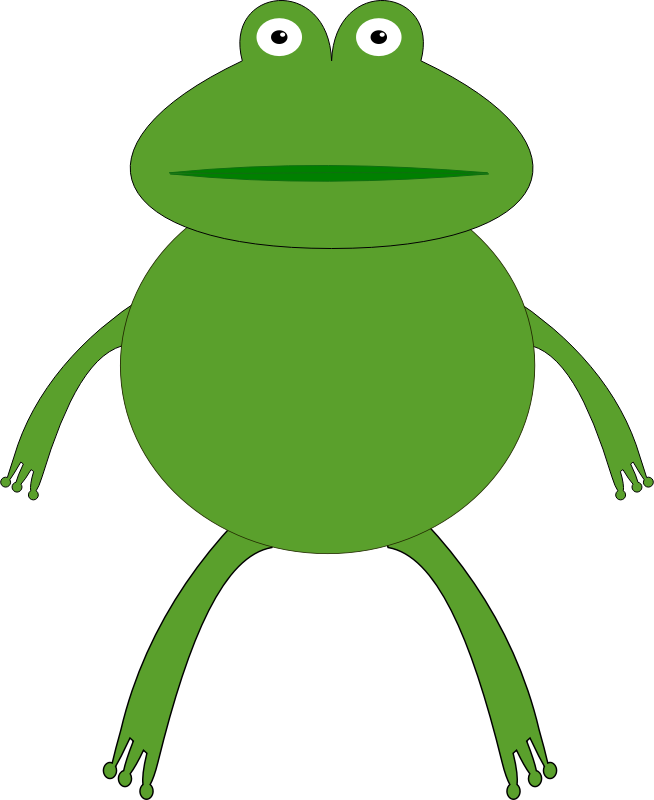 Clipart thanksgiving frog.  collection of simple