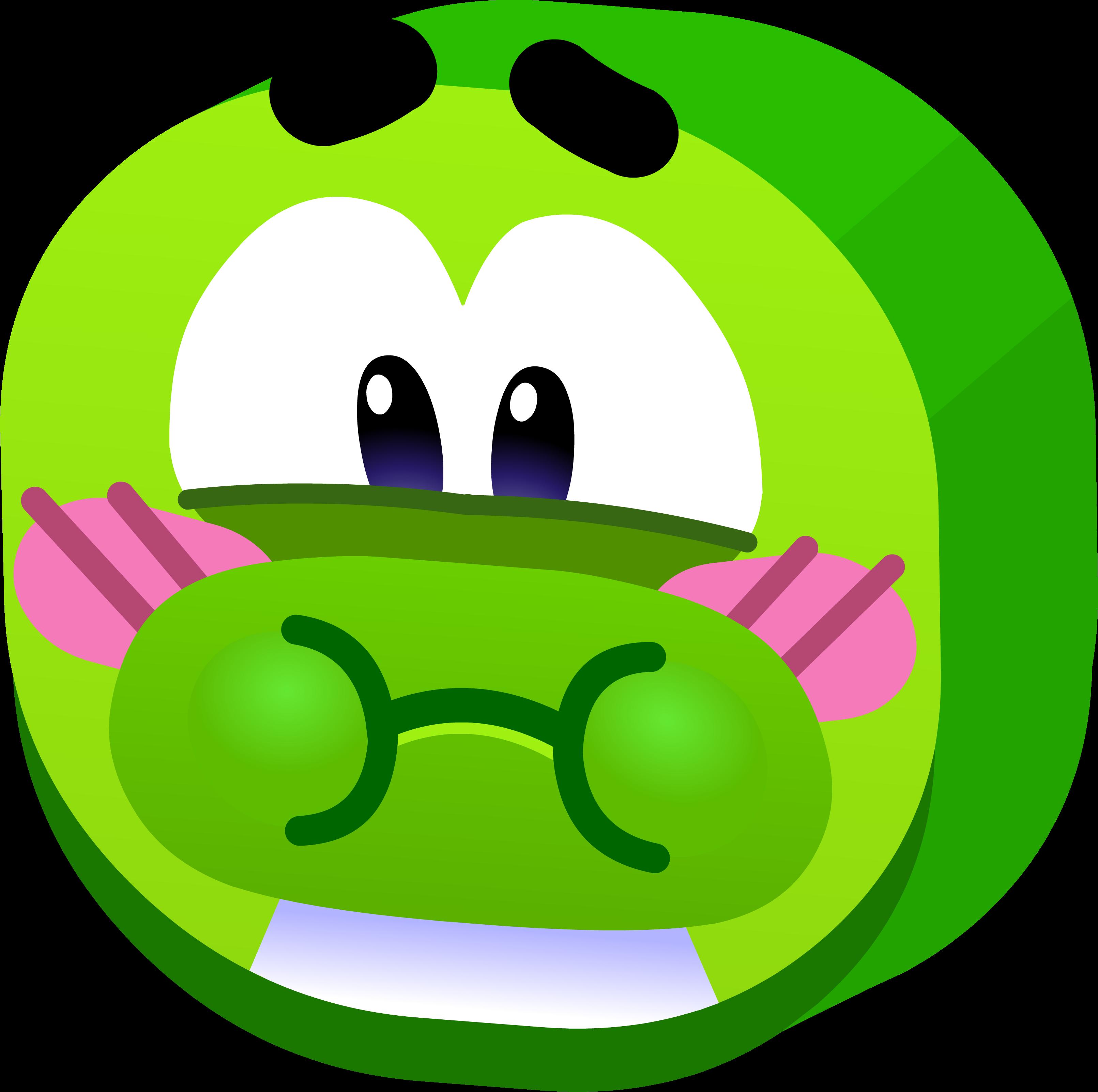Image cpi party plaza. Emoji clipart frog