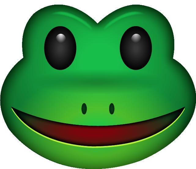 Emoji clipart frog. Products island usd