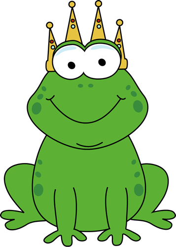 Free download clip art. Fairytale clipart frog prince