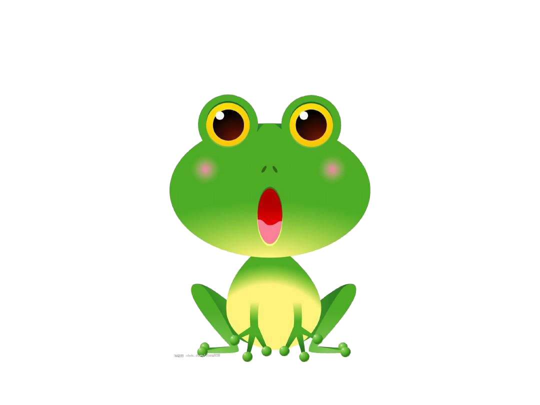 Tree cartoon drawing clip. Frogs clipart green frog