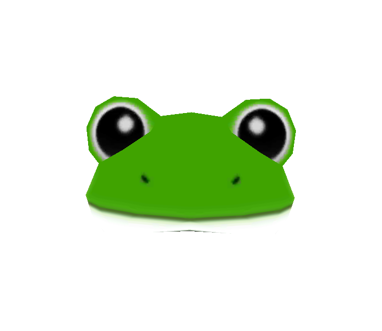 ds streetpass mii. Frogs clipart hat