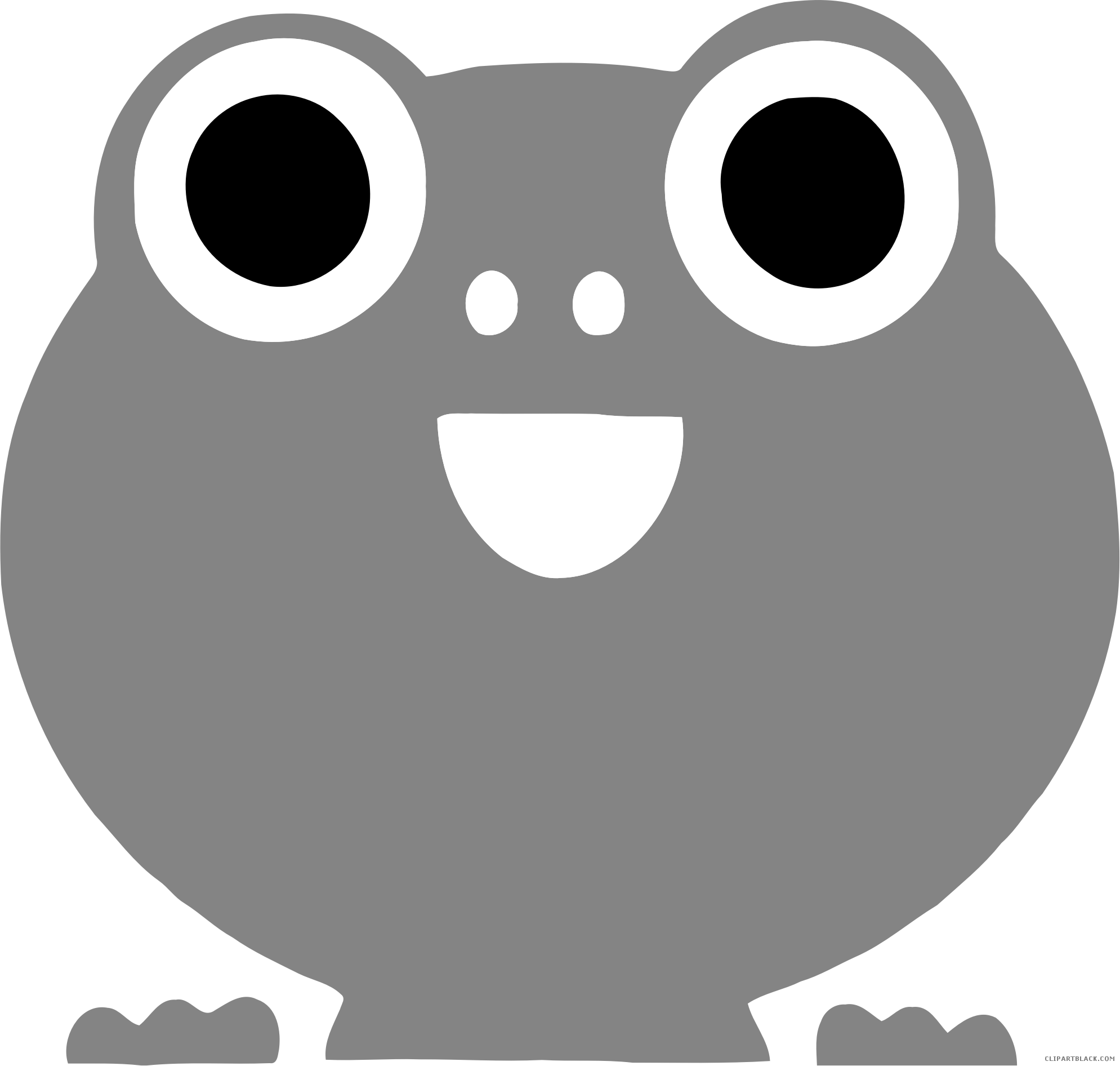 Frog clipartblack com animal. Frogs clipart head