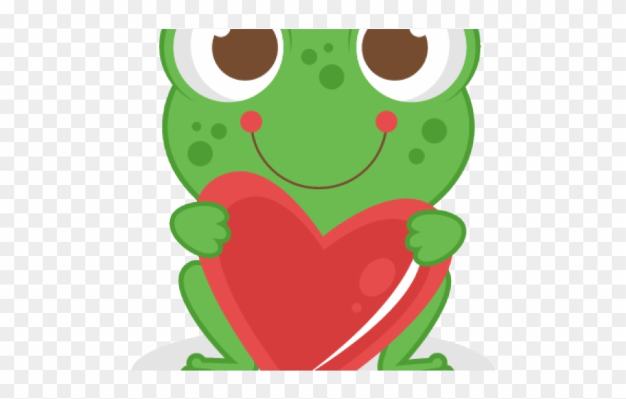 Frog clipart love. Png download pinclipart