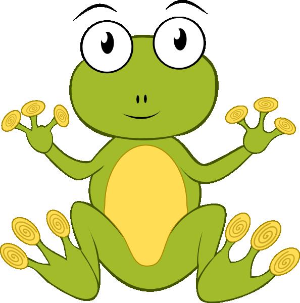 Clip art at clker. Frog clipart love