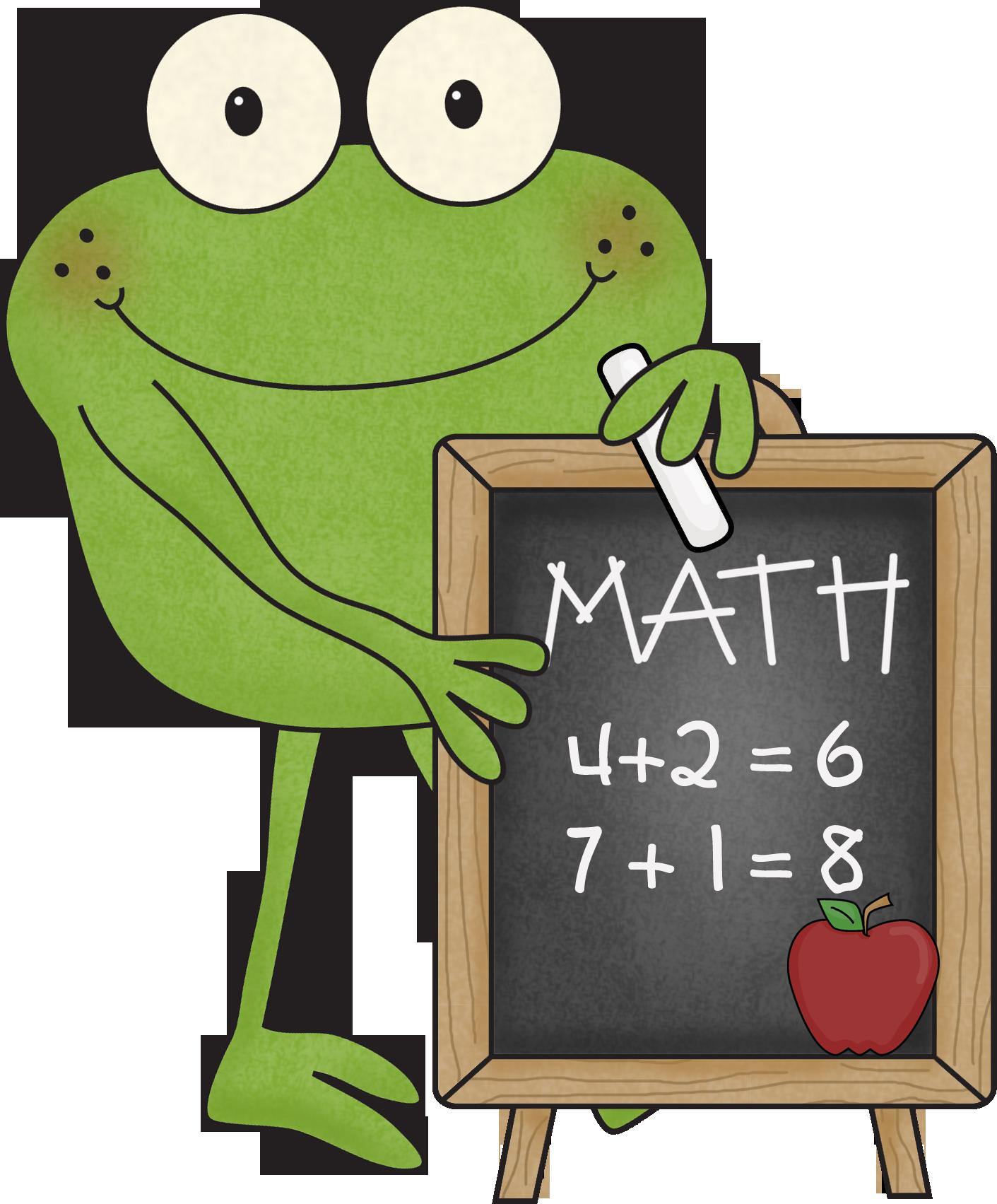 Clip art images clipartimage. Clipart frog math