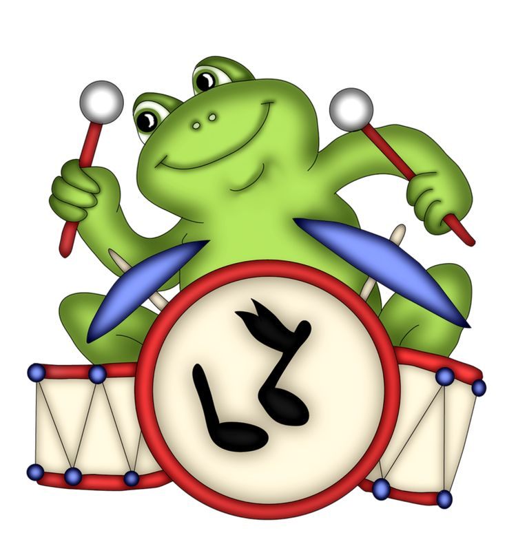 Leap free download best. Frogs clipart musical