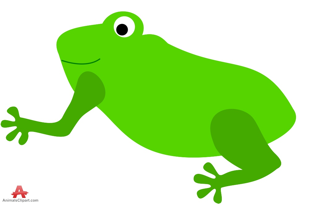 Frogs clipart simple. Tree frog x free