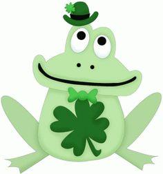 Clipart frog st patricks day.  best patrick s