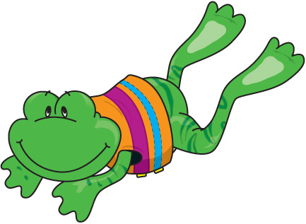 Frog clipart summer. Free frogs cliparts download
