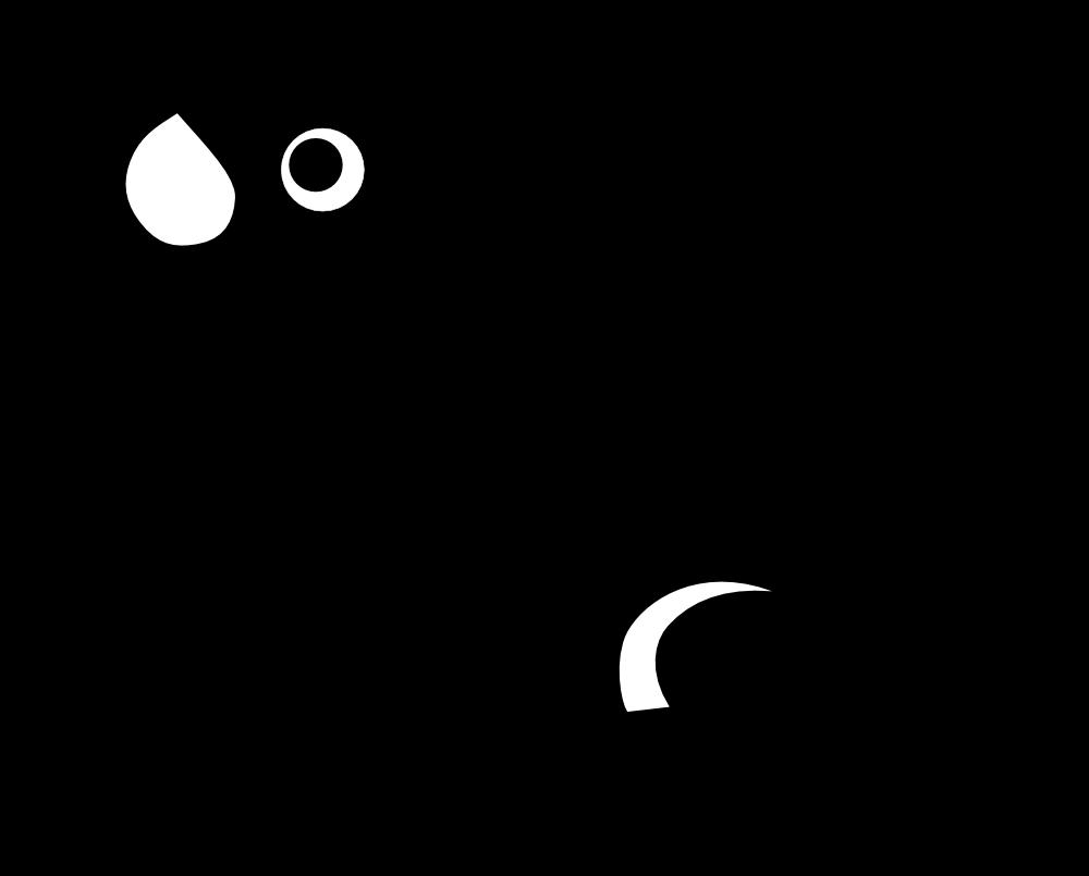 Onlinelabels clip art silhouette. Clipart frog template