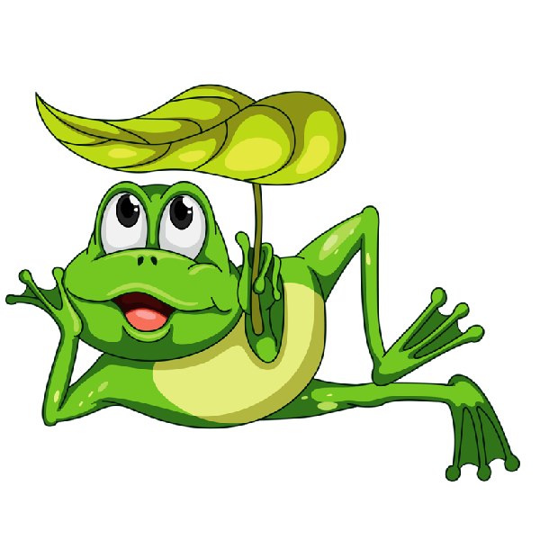 Tired clipart frog. Images cartoon animals homepage