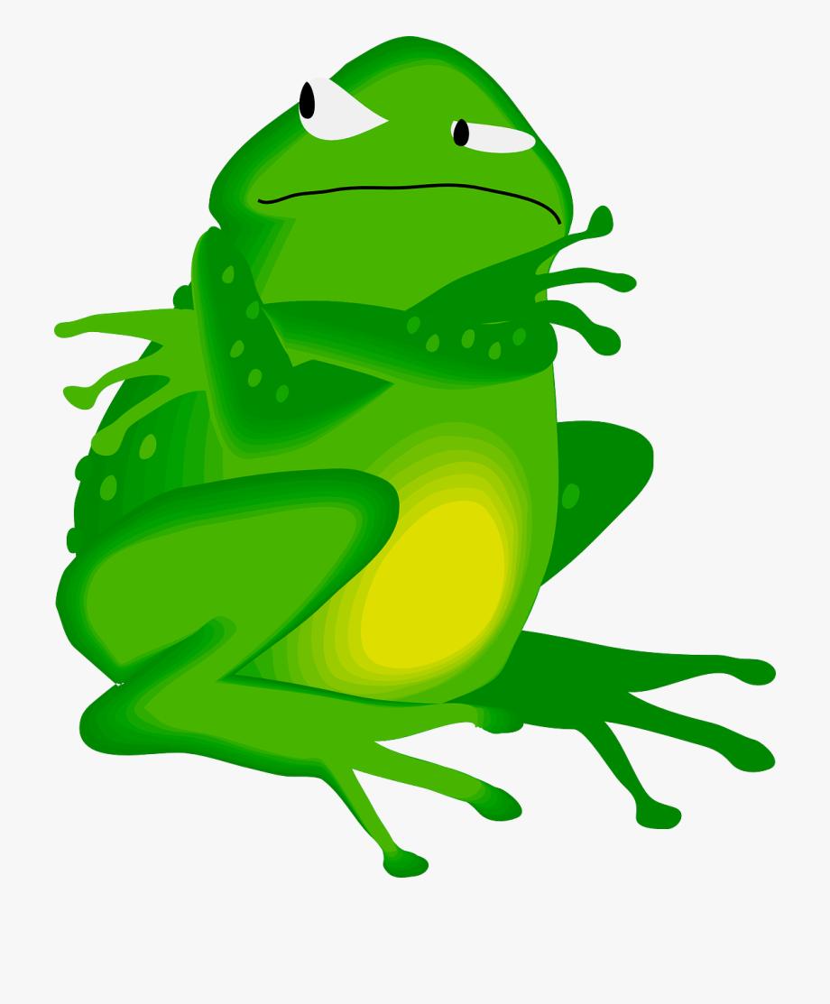 Rana clip art free. Tired clipart frog