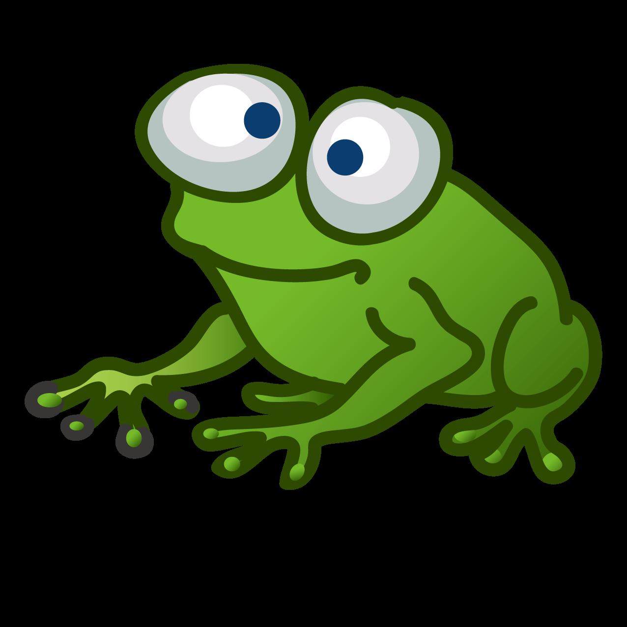 True edible clip art. Clipart frog toad