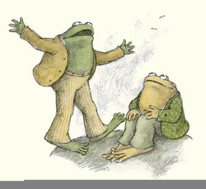 Clipart frog toad. And are friends free
