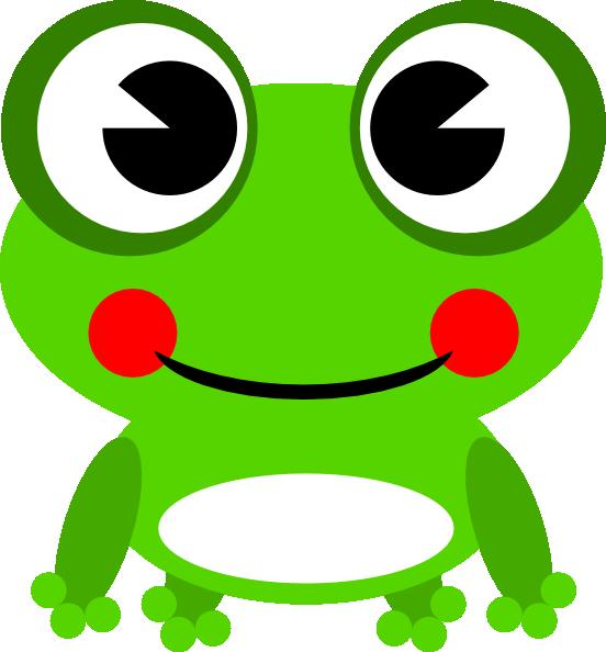 Clip art vector panda. Frog clipart face