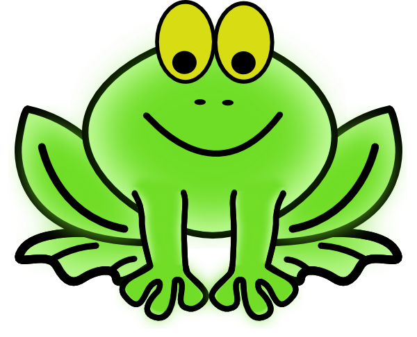 Clipart frog. Panda free images clip